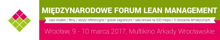 Forum Lean management