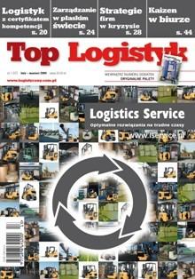TOP LOGISTYK 1/09 E-WYDANIE (wersja elektroniczna)
