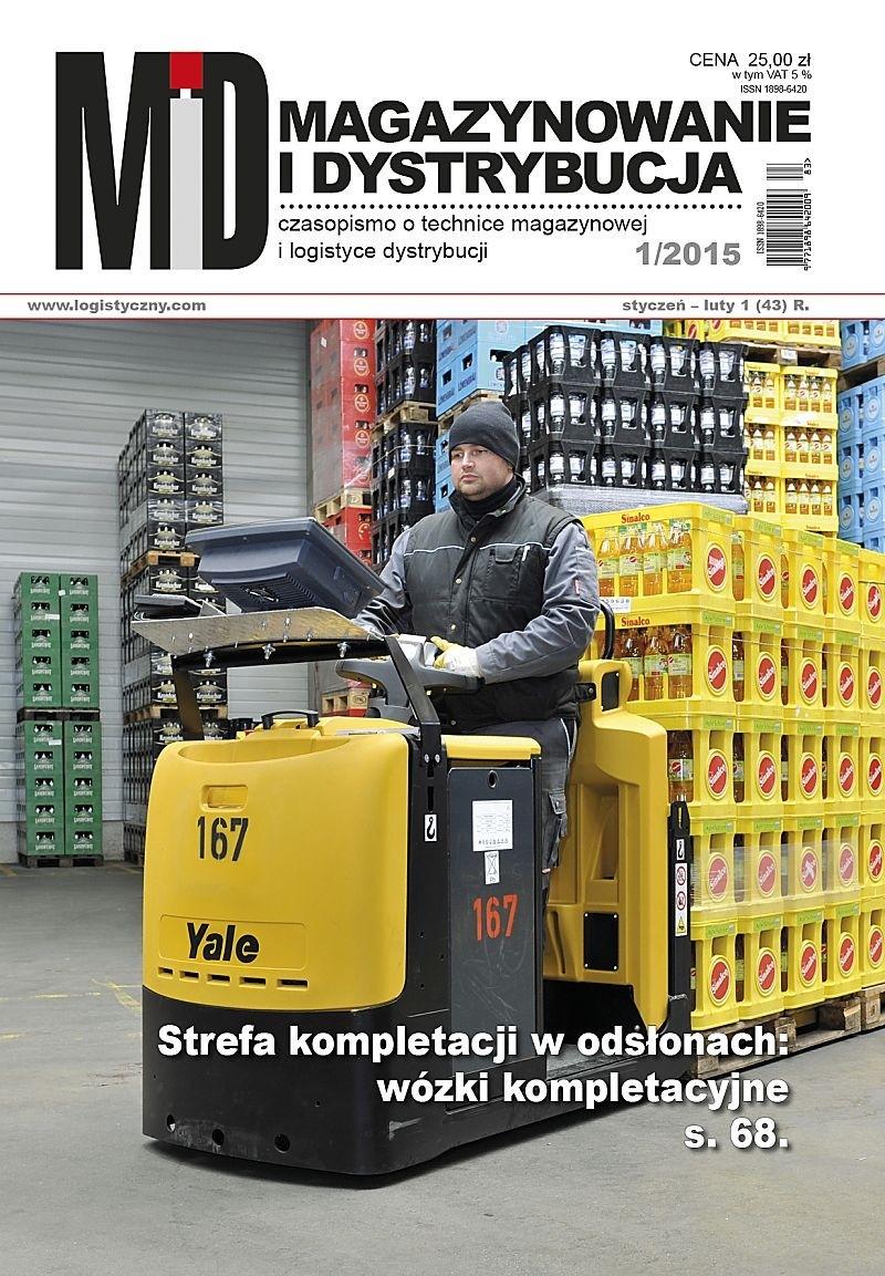 Magazynowanie i Dystrybucja 1/2015