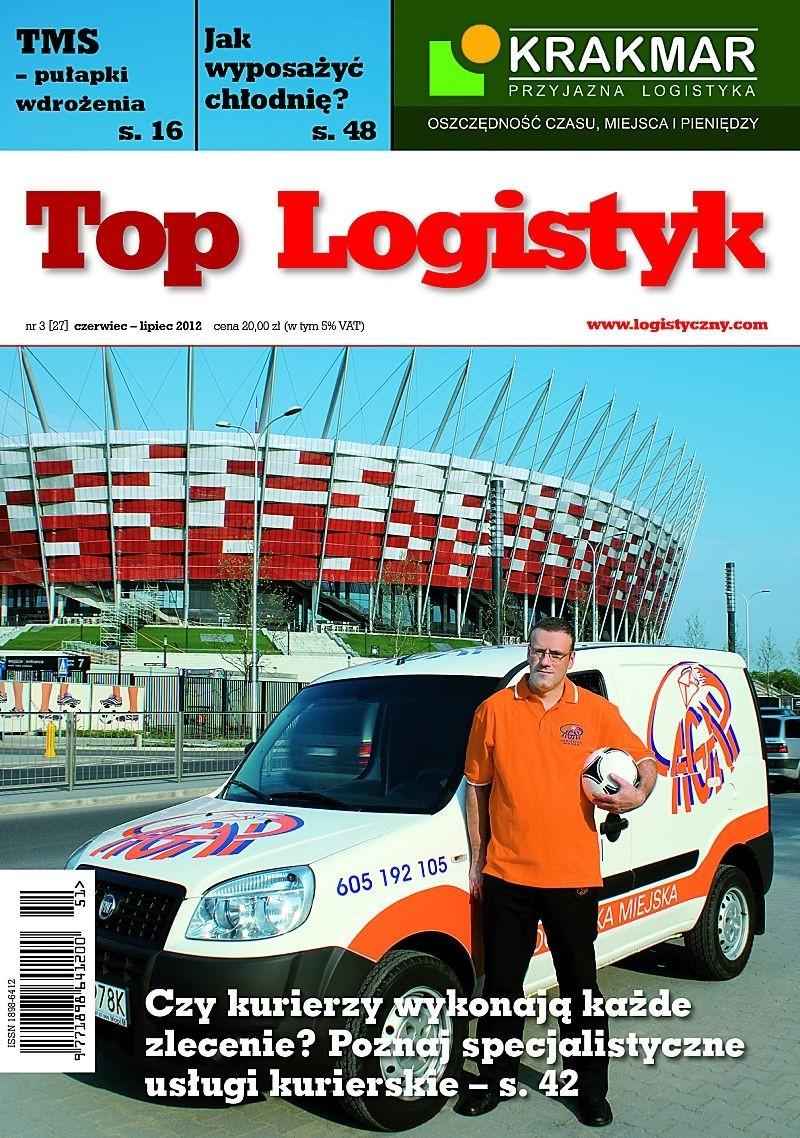 TOP LOGISTYK 3/12 E-WYDANIE (wersja elektroniczna)