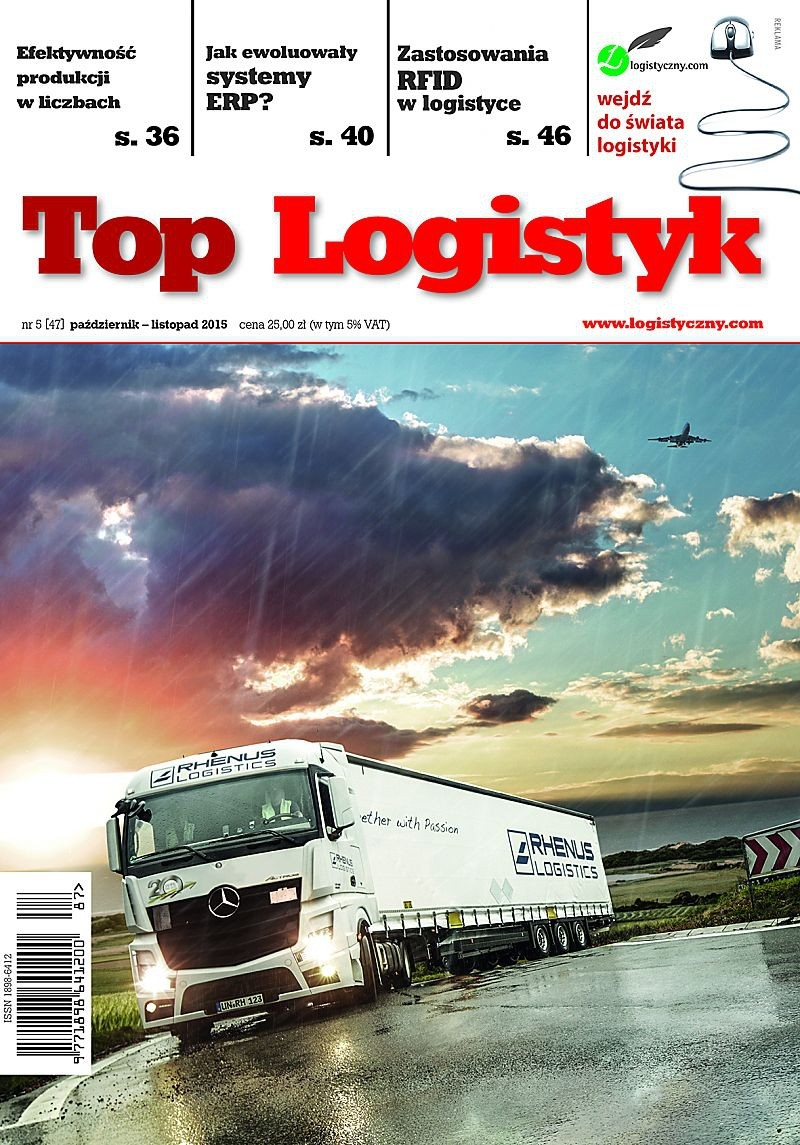 Top Logistyk 5/2015