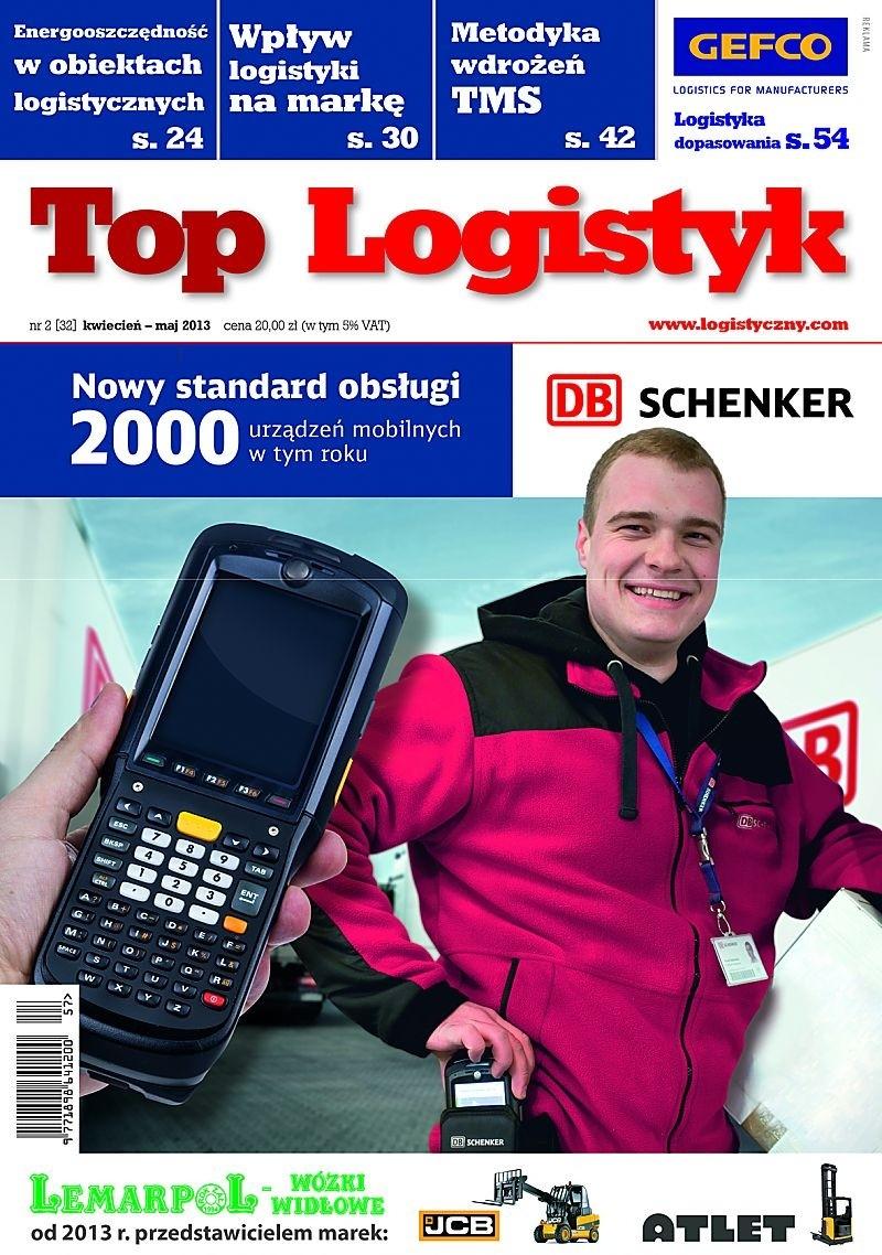 TOP LOGISTYK 2/13 E-WYDANIE (wersja elektroniczna)