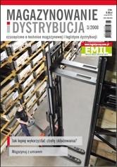 Magazynowanie i Dystrybucja 3/2008 E-WYDANIE (WERSJA ELEKTRONICZNA)