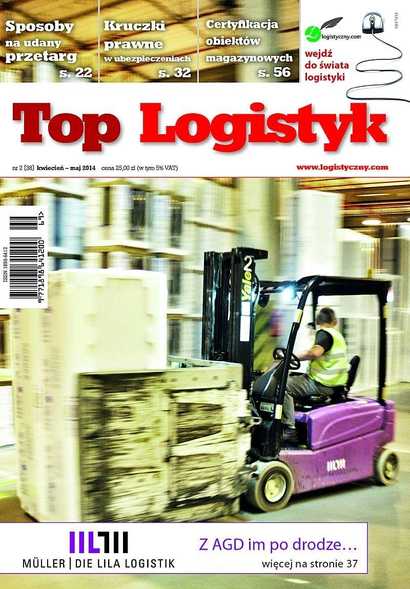 TOP LOGISTYK 2/14 E-WYDANIE (wersja elektroniczna)