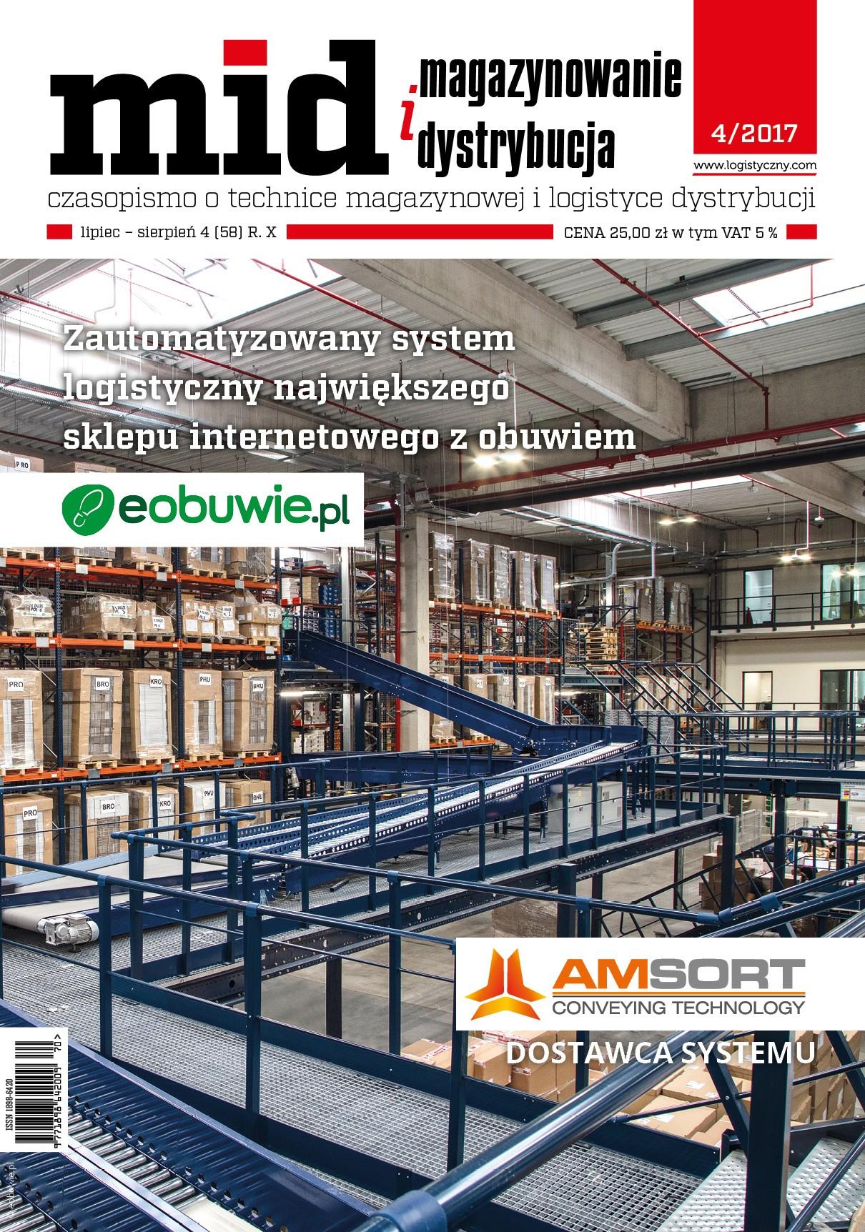 Magazynowanie i Dystrybucja 4/2017-e-wydanie