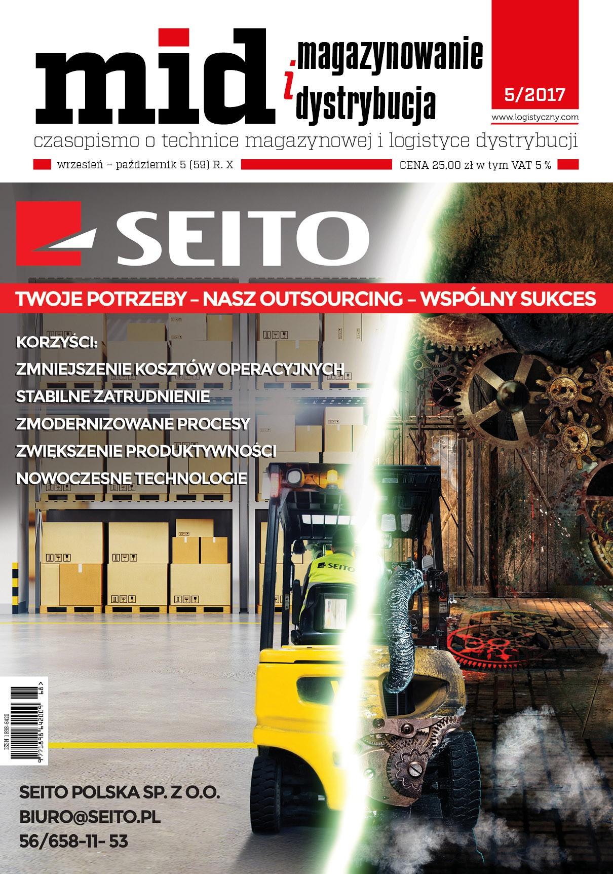 Magazynowanie i Dystrybucja 5/2017