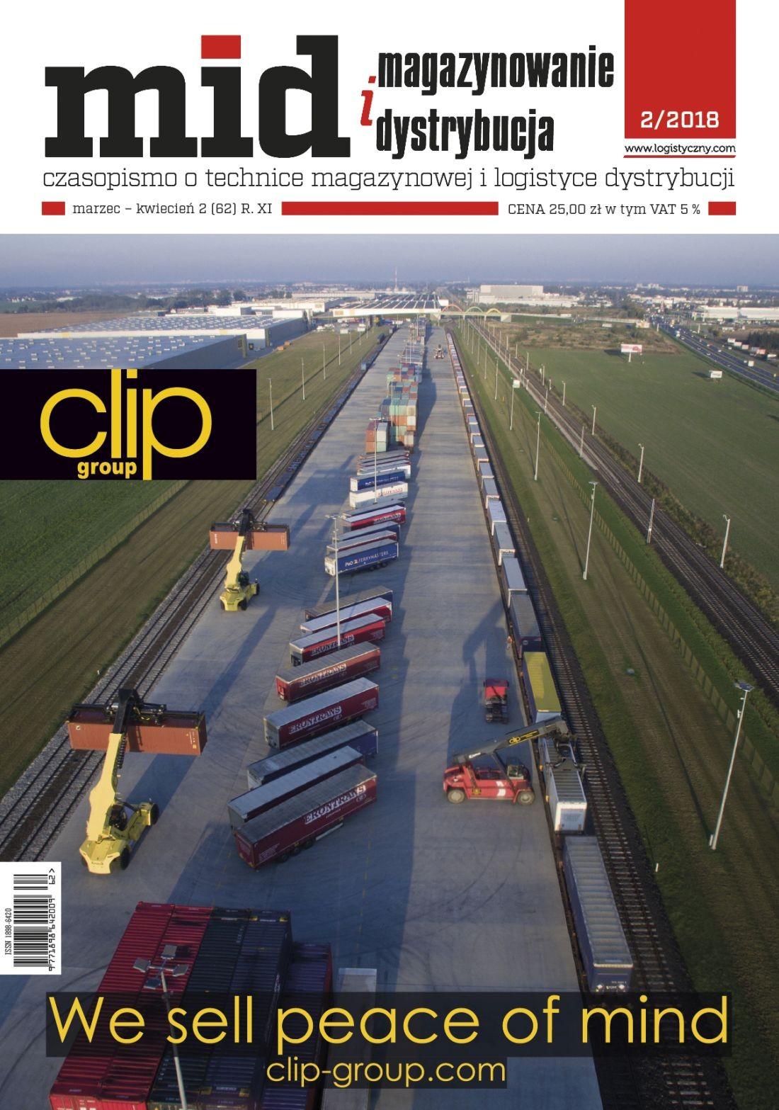 Magazynowanie i Dystrybucja 2/2018-e-wydanie