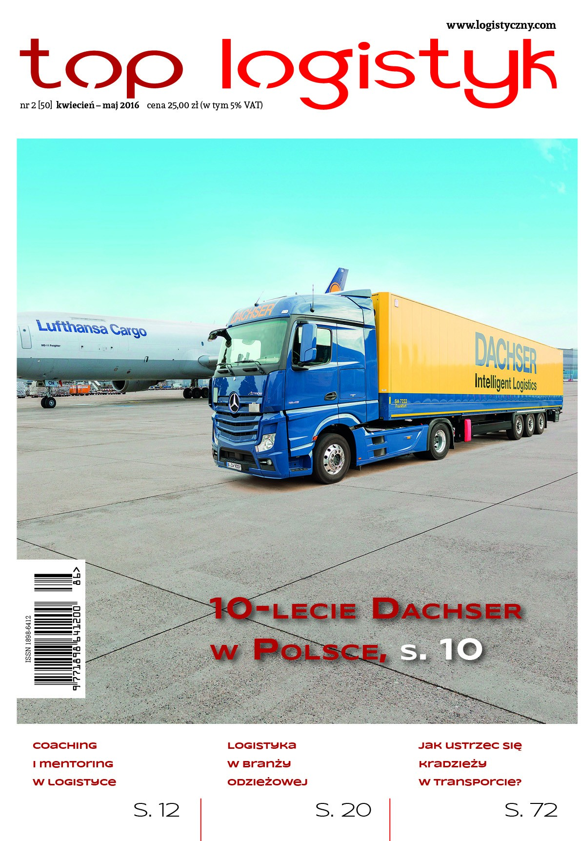 Top Logistyk 2/2016-e-wydanie