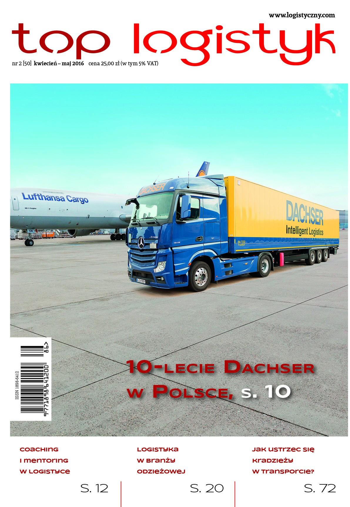 Top Logistyk 2/2016