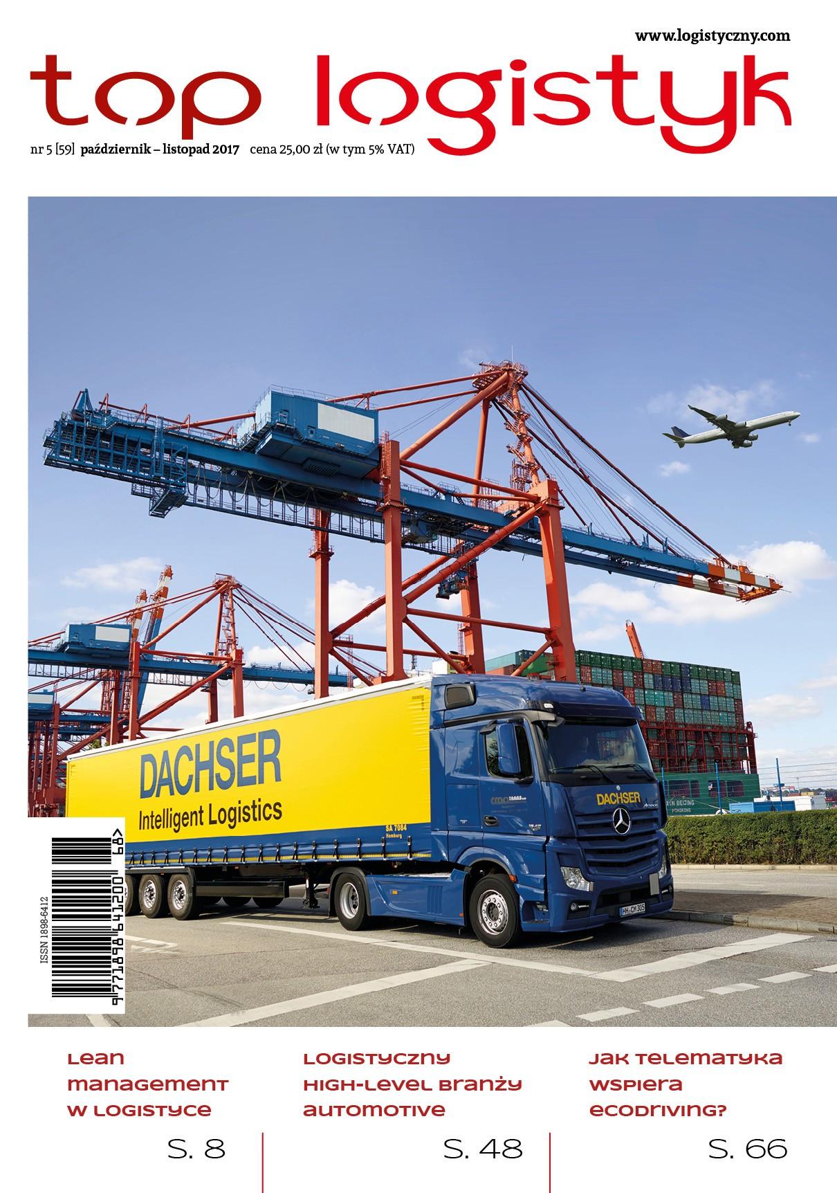 Top Logistyk 5/2017-e-wydanie