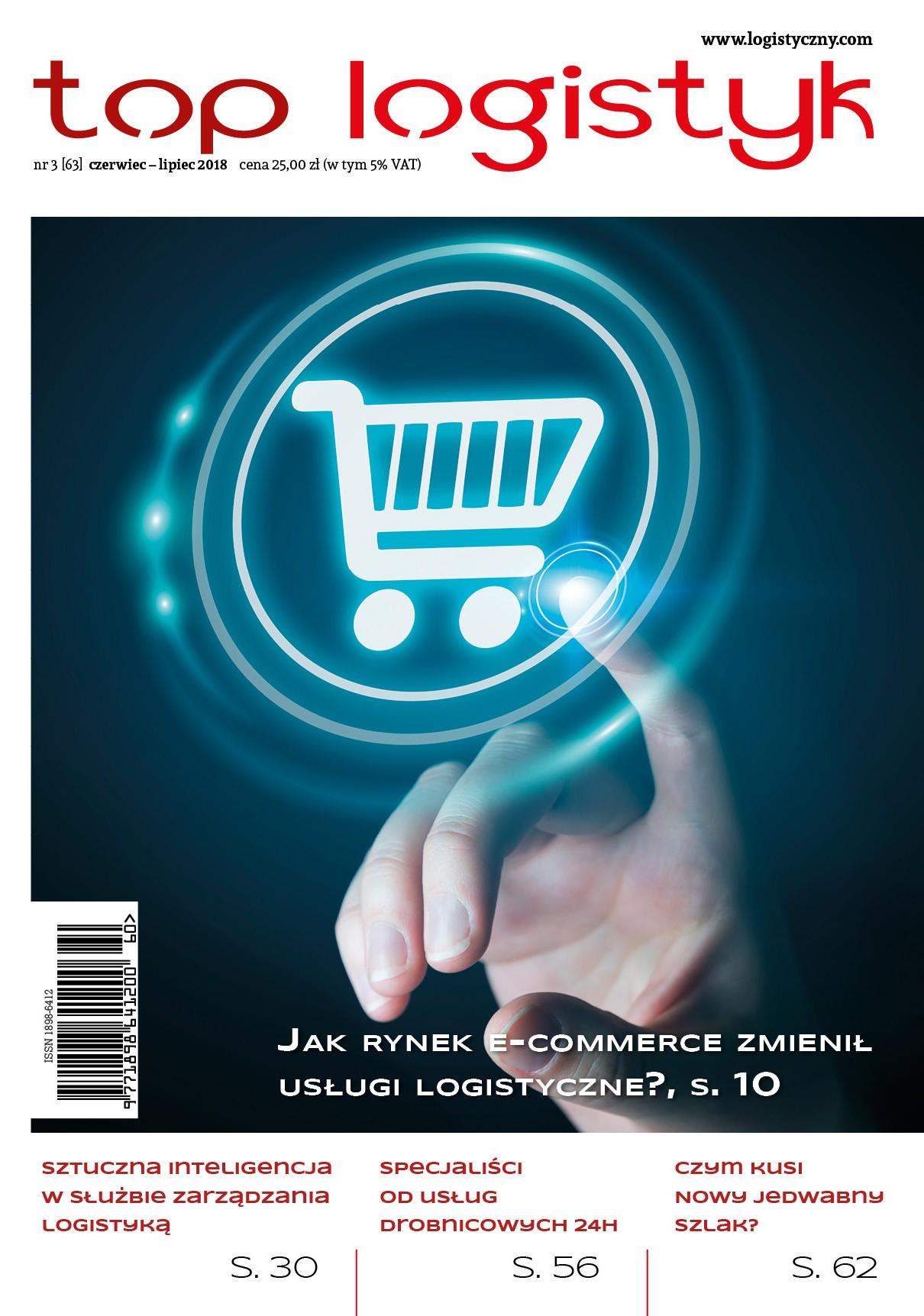 Top Logistyk 3/2018-e-wydanie