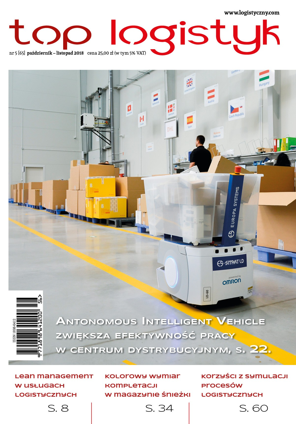 Top Logistyk 5/2018-e-wydanie