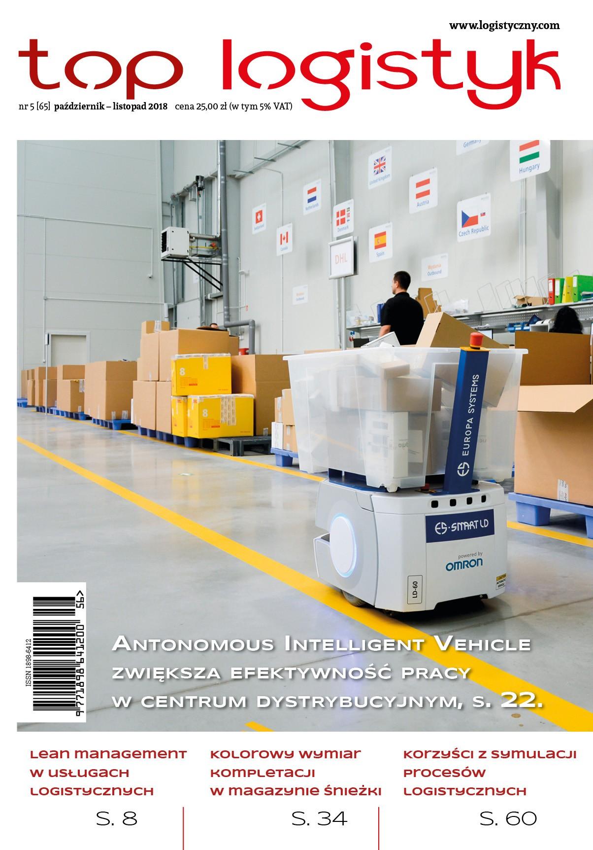 Top Logistyk - Prenumerata