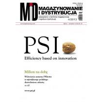 MAGAZYNOWANIE I DYSTRYBUCJA 4/13 E-WYDANIE (wersja elektroniczna)