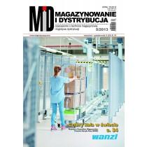 MAGAZYNOWANIE I DYSTRYBUCJA 5/13 E-WYDANIE (wersja elektroniczna)