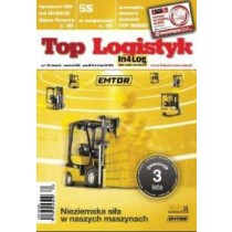 TOP LOGISTYK 4/10 E-WYDANIE (wersja elektroniczna)