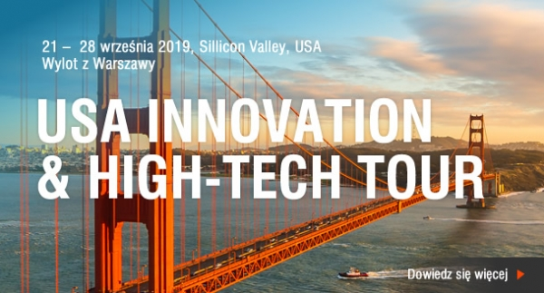 USA INNOVATION & HIGH – TECH TOUR
