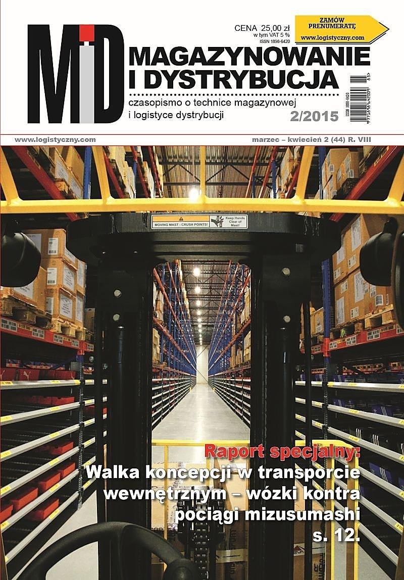 Magazynowanie i Dystrybucja 2/2015