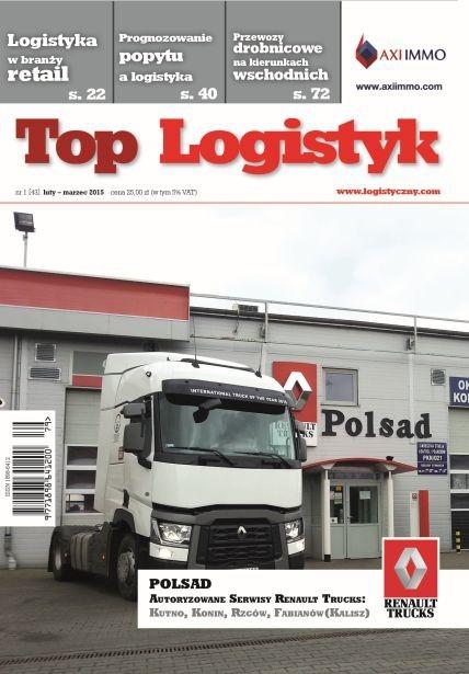 TOP LOGISTYK 1/15 E-WYDANIE (wersja elektroniczna)