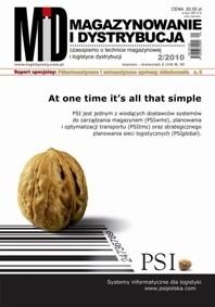 MAGAZYNOWANIE I DYSTRYBUCJA 2/10 E-WYDANIE (wersja elektroniczna)
