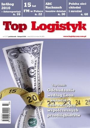 TOP LOGISTYK 5/10 E-WYDANIE (wersja elektroniczna)