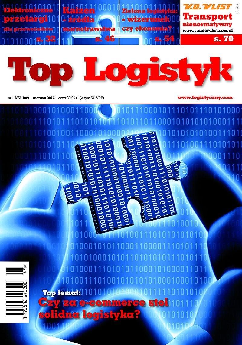 TOP LOGISTYK 1/2012 E-WYDANIE (wersja elektroniczna)