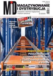 Magazynowanie i Dystrybucja 5/2009 E-WYDANIE (WERSJA ELEKTRONICZNA)