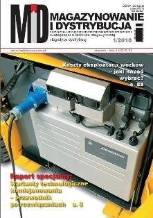 Magazynowanie i Dystrybucja 1/2010-e-wydanie