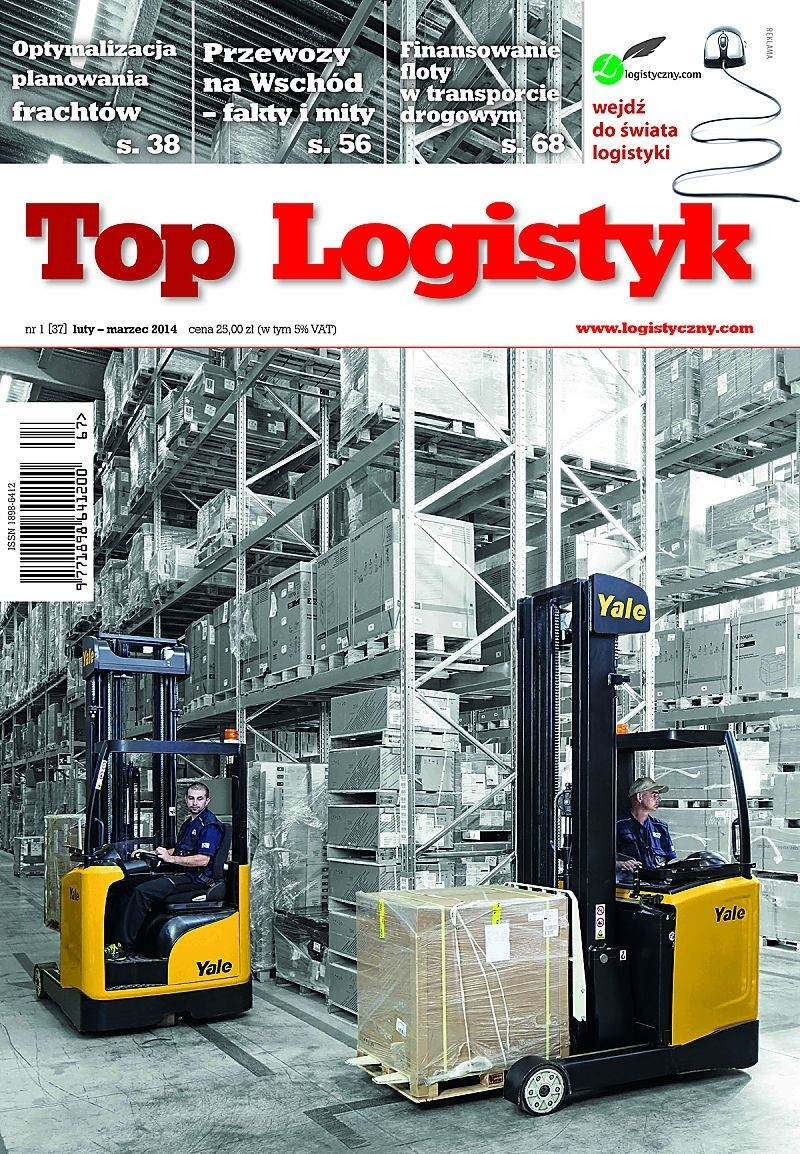 TOP LOGISTYK 1/14 E-WYDANIE (wersja elektroniczna)