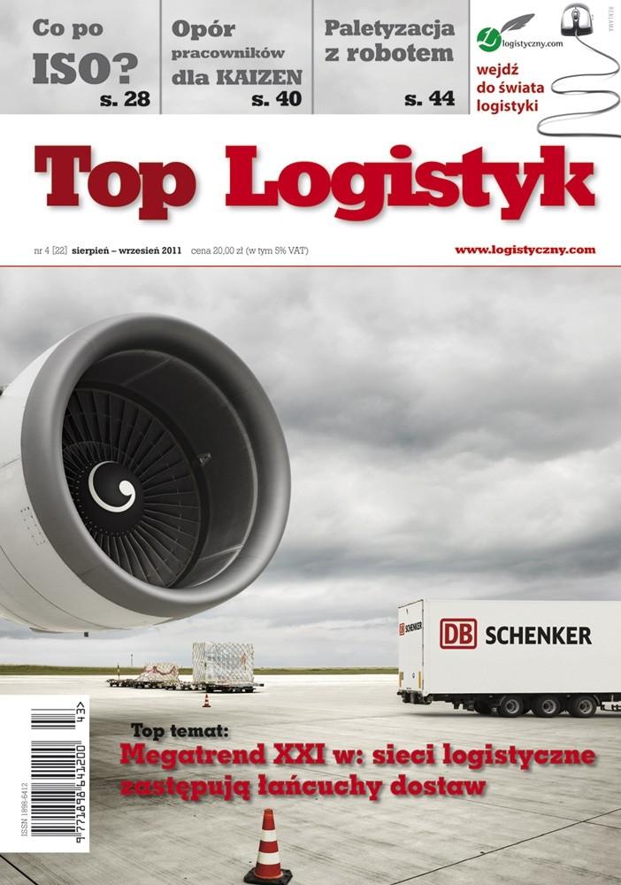 TOP LOGISTYK 4/11 E-WYDANIE (wersja elektroniczna)