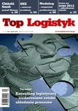 TOP LOGISTYK 1/10 E-WYDANIE (wersja elektroniczna)