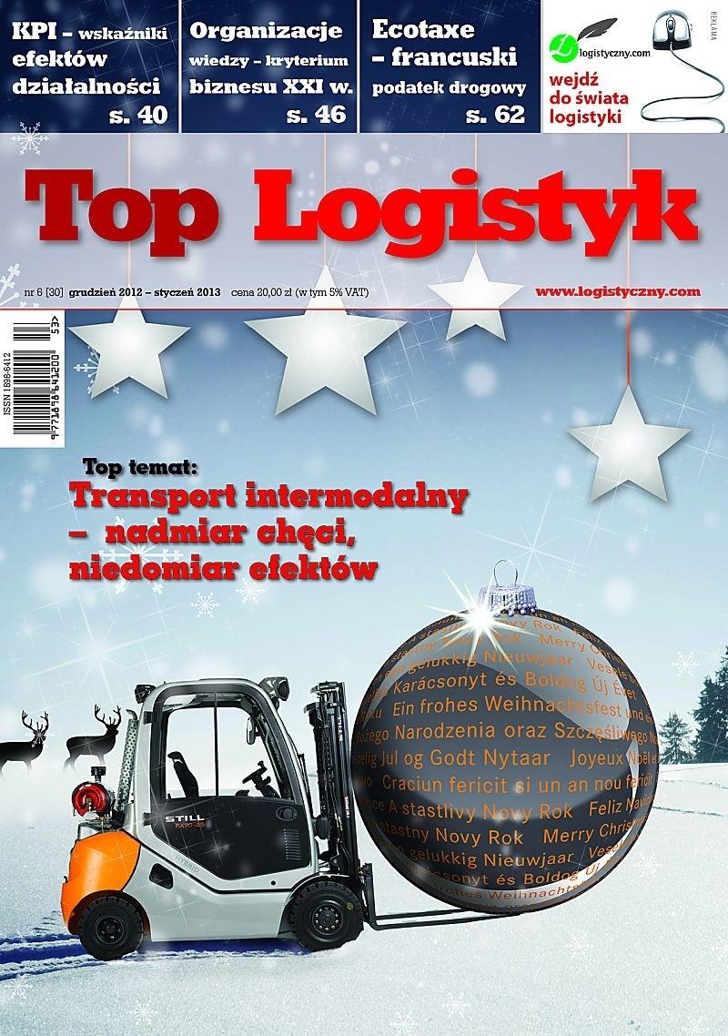 TOP LOGISTYK 6/12 E-WYDANIE (wersja elektroniczna)