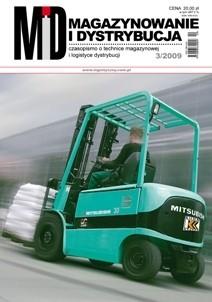 Magazynowanie i Dystrybucja 3/2009 E-WYDANIE (WERSJA ELEKTRONICZNA)