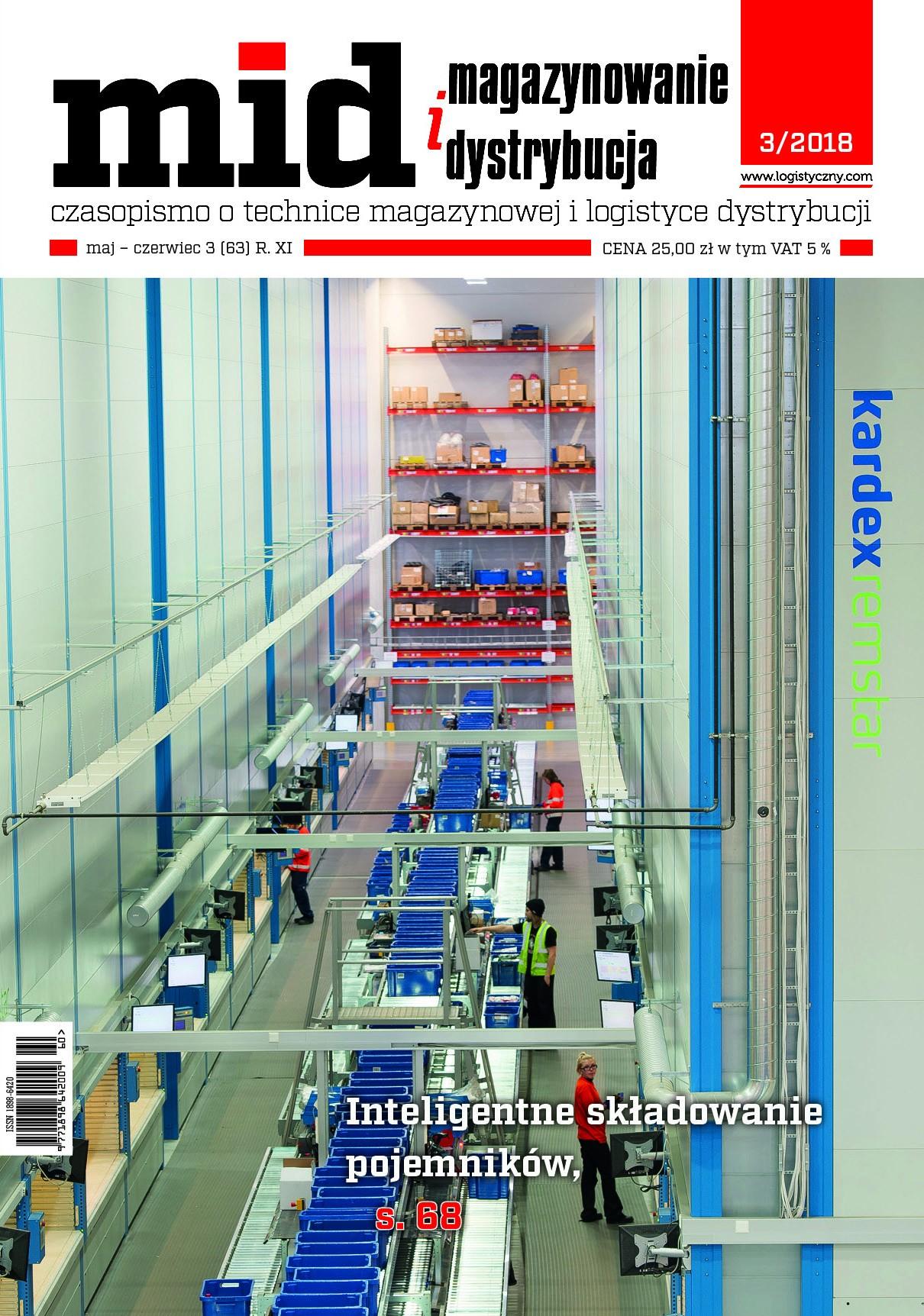Magazynowanie i Dystrybucja 3/2018-e-wydanie