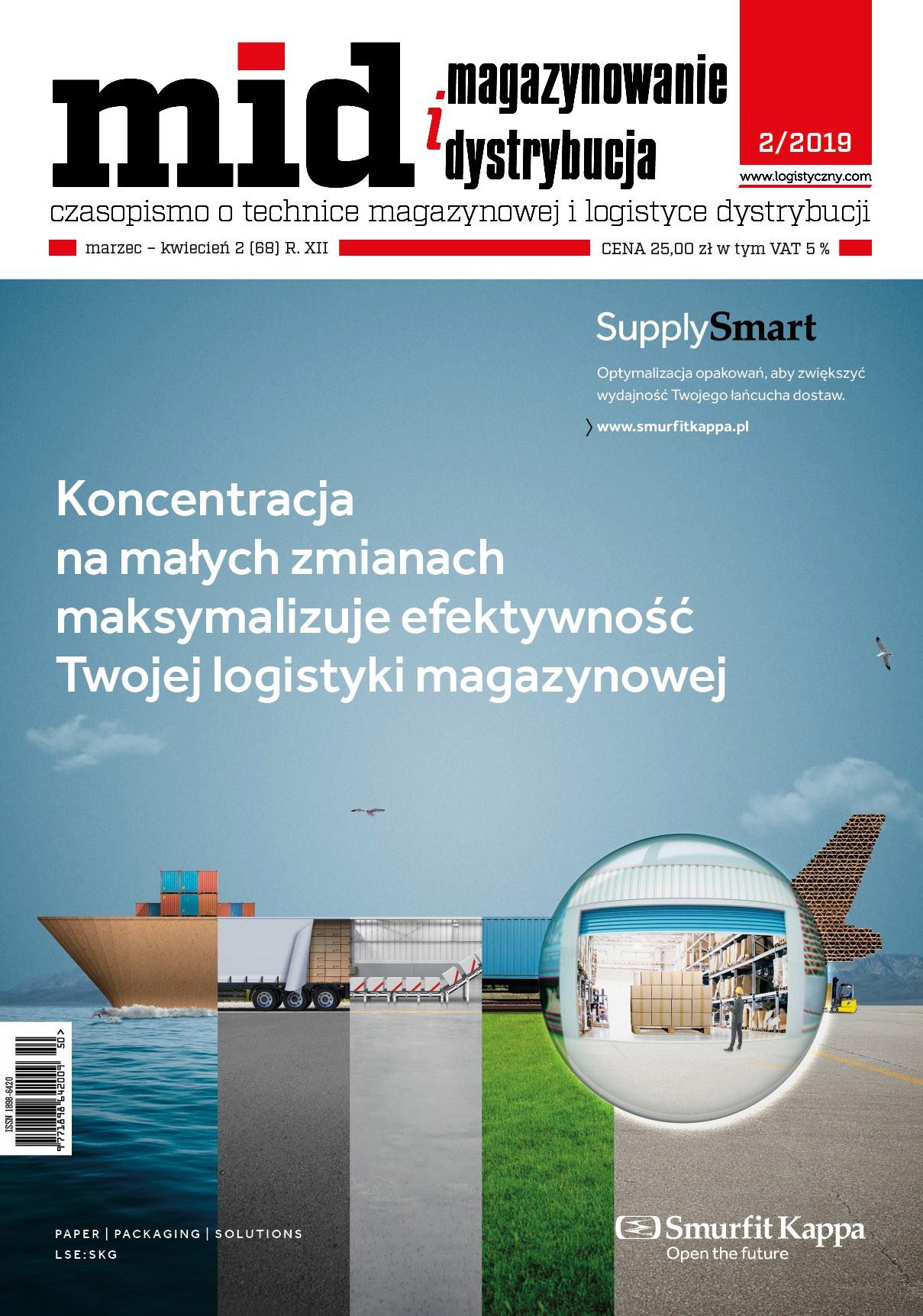 Magazynowanie i Dystrybucja 2/2019-e-wydanie