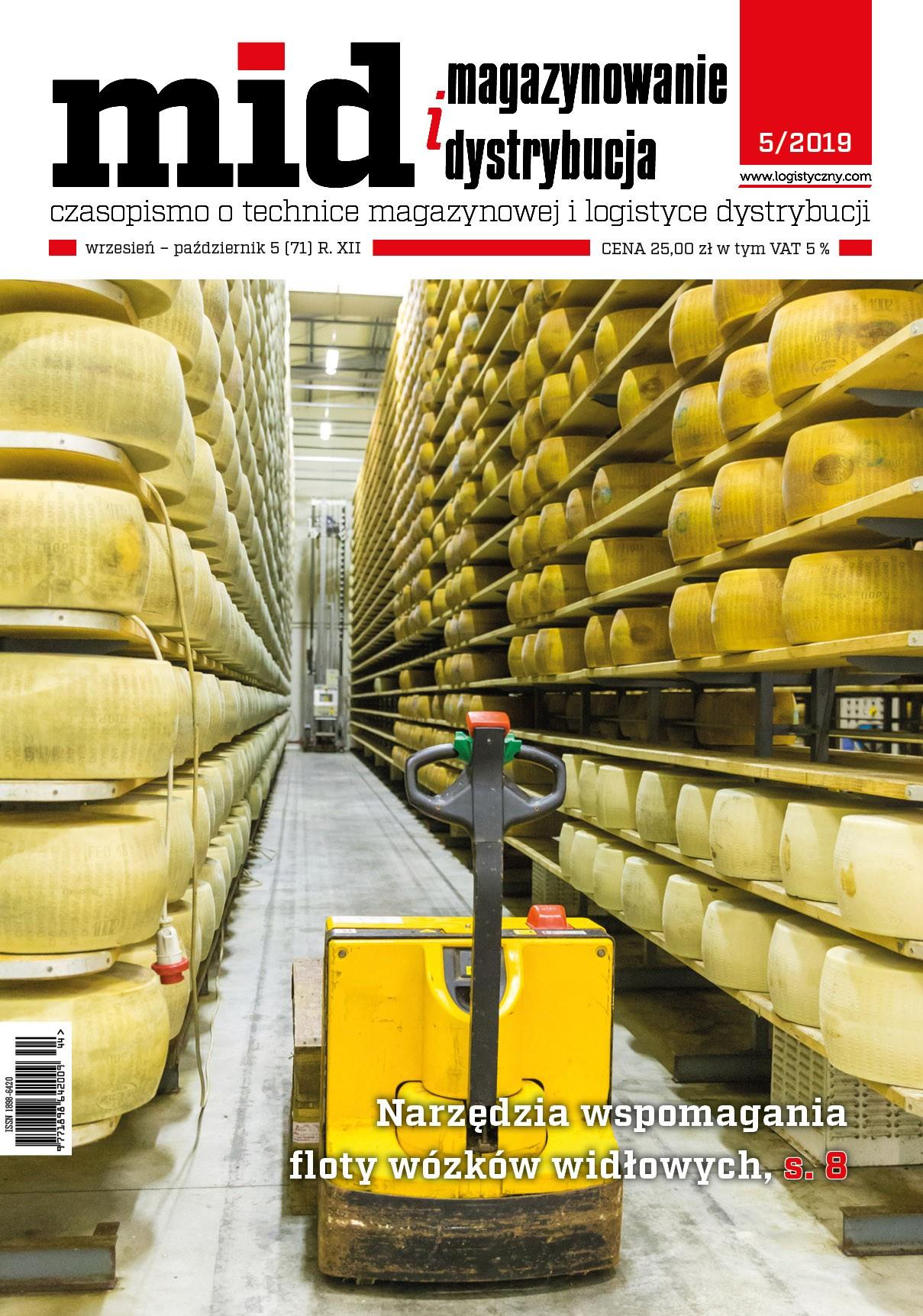 Magazynowanie i Dystrybucja 5/2019-e-wydanie