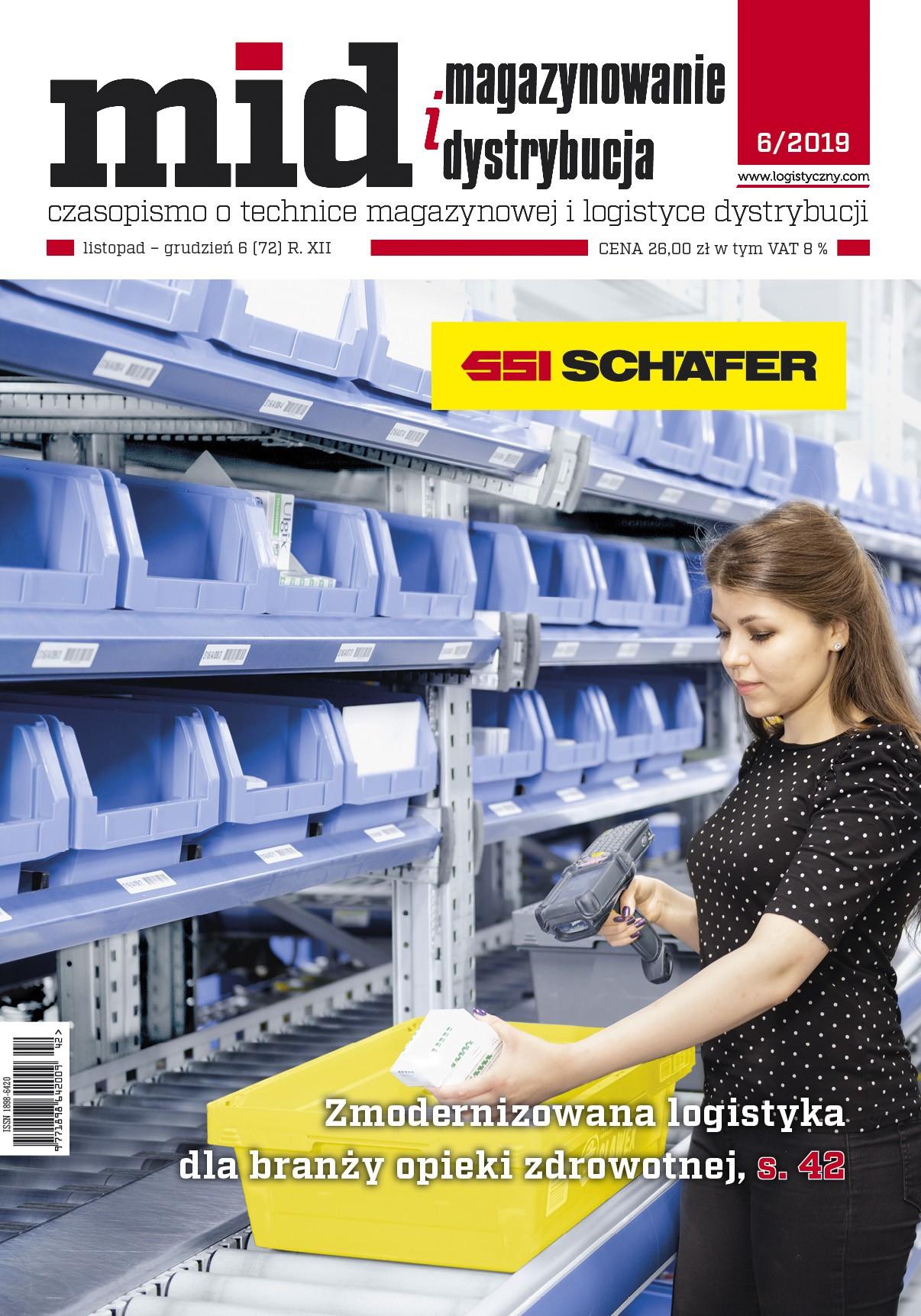 Magazynowanie i Dystrybucja 6/2019-e-wydanie