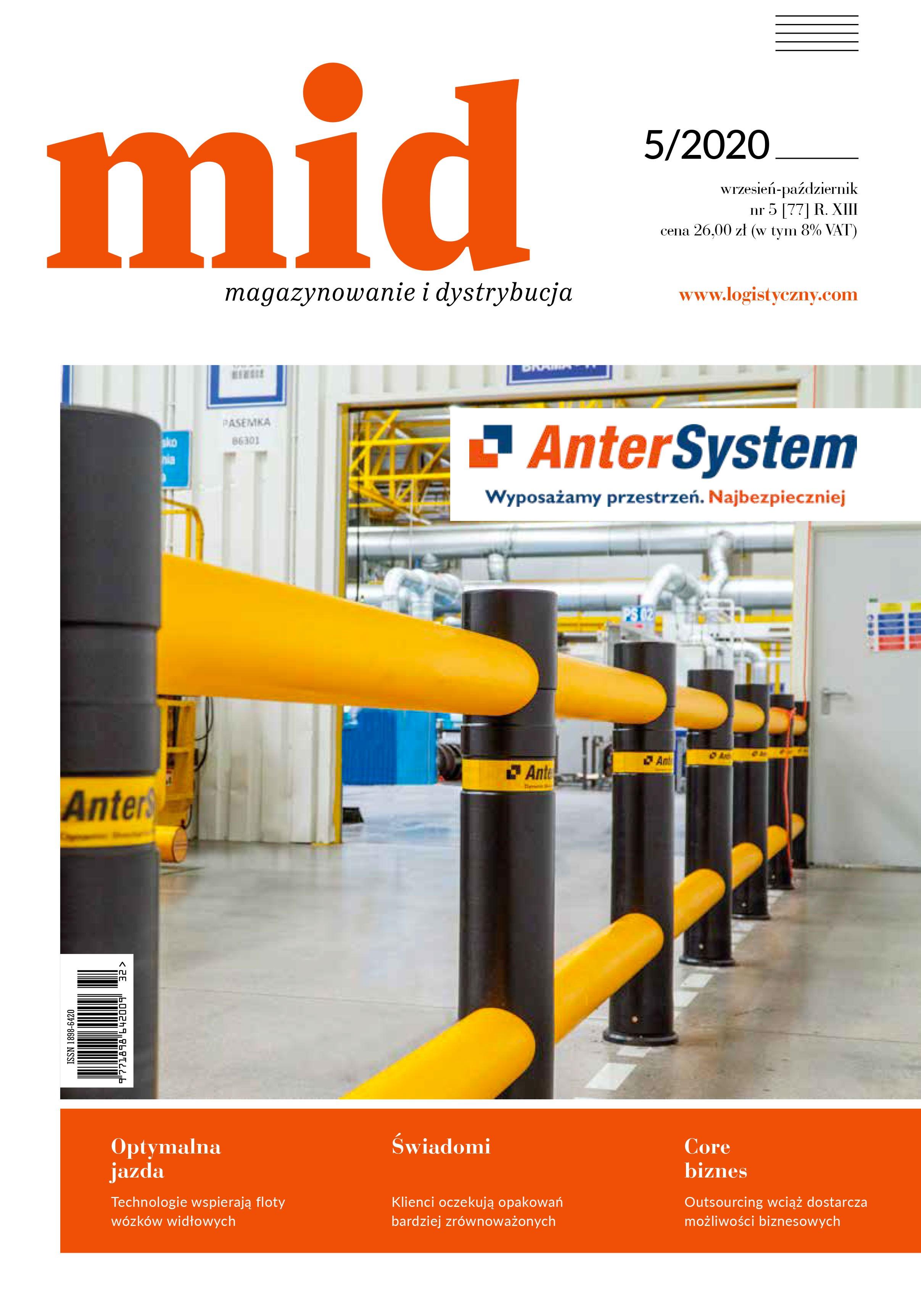 Magazynowanie i Dystrybucja 5/2020-e-wydanie