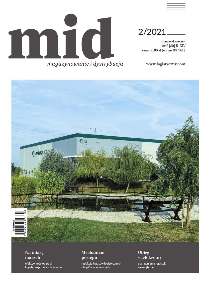 Magazynowanie i Dystrybucja 2/2021-e-wydanie