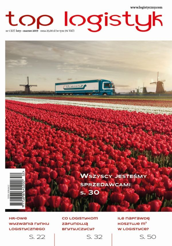 Top Logistyk 1/2019-e-wydanie