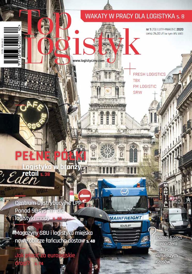 Top Logistyk 1/2020-e-wydanie