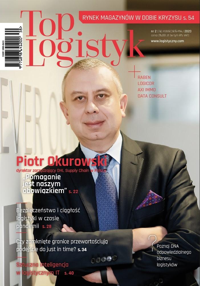Top Logistyk 2/2020-e-wydanie