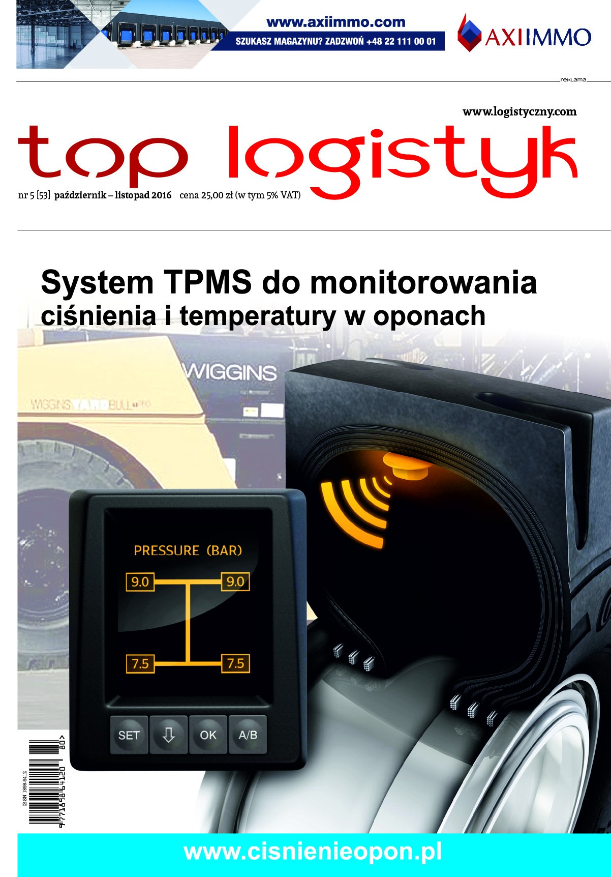 Top Logistyk 5/2016-e-wydanie
