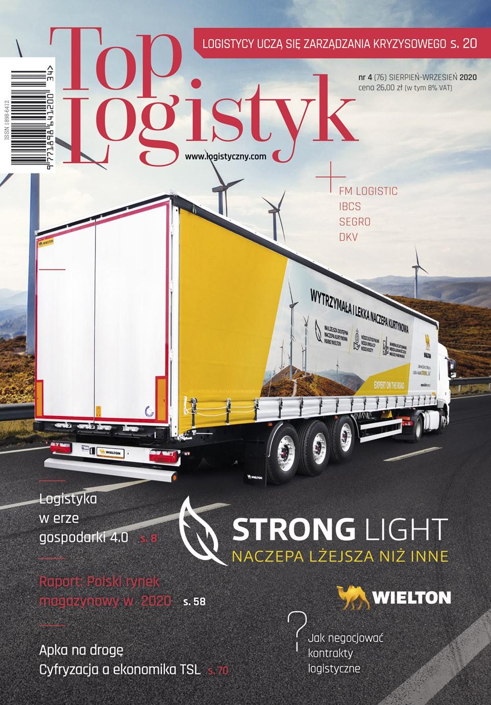 Top Logistyk 4/2020-e-wydanie