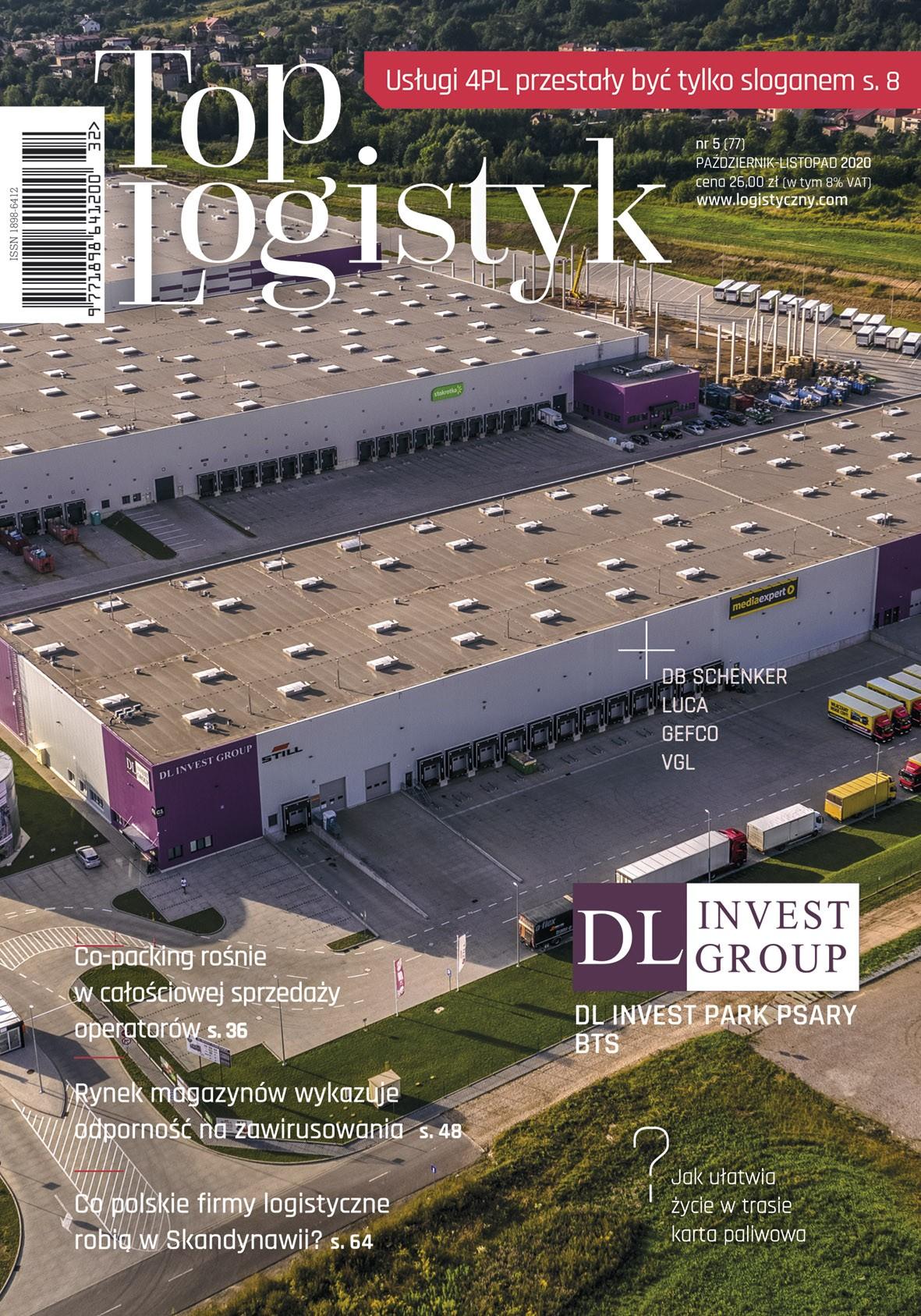 Top Logistyk 5/2020