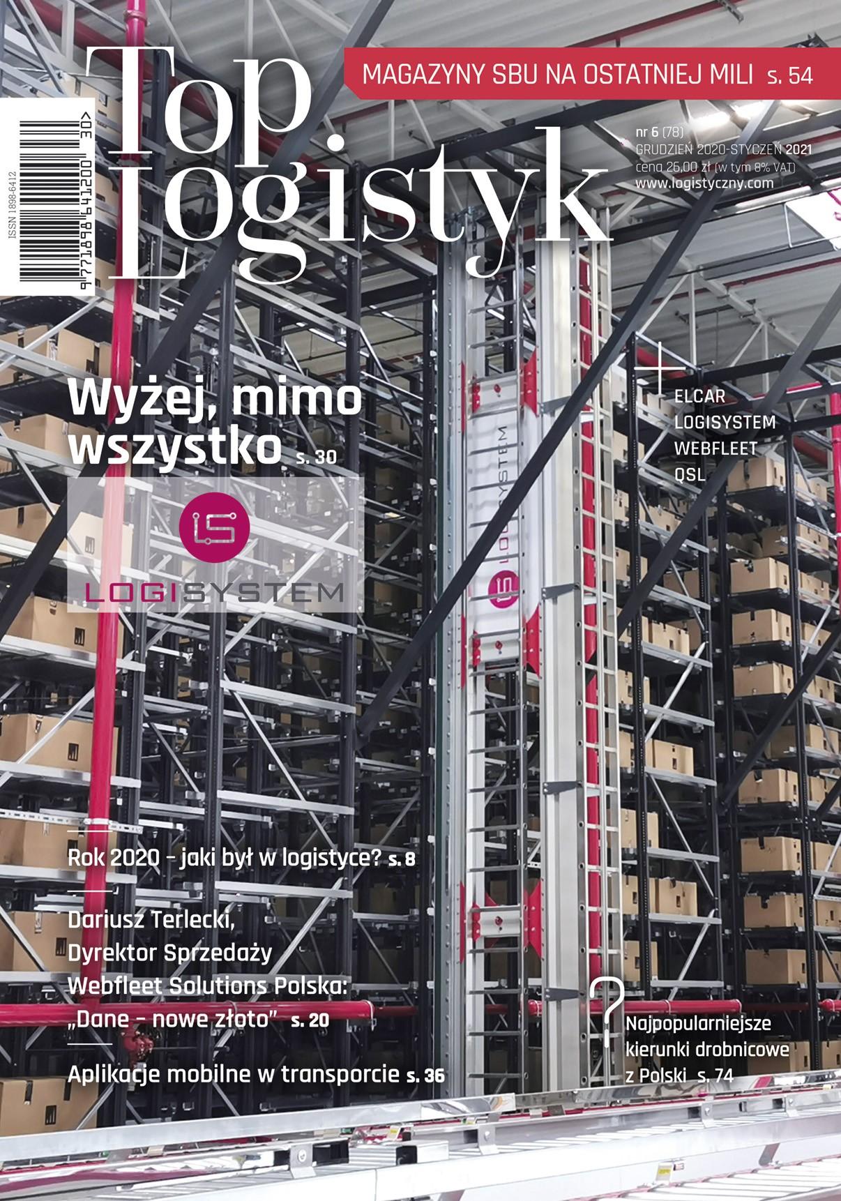 Top Logistyk 6/2020