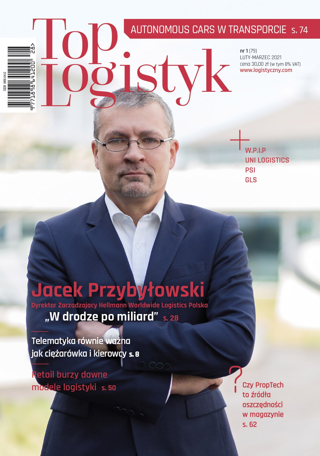 Top Logistyk 1/2021