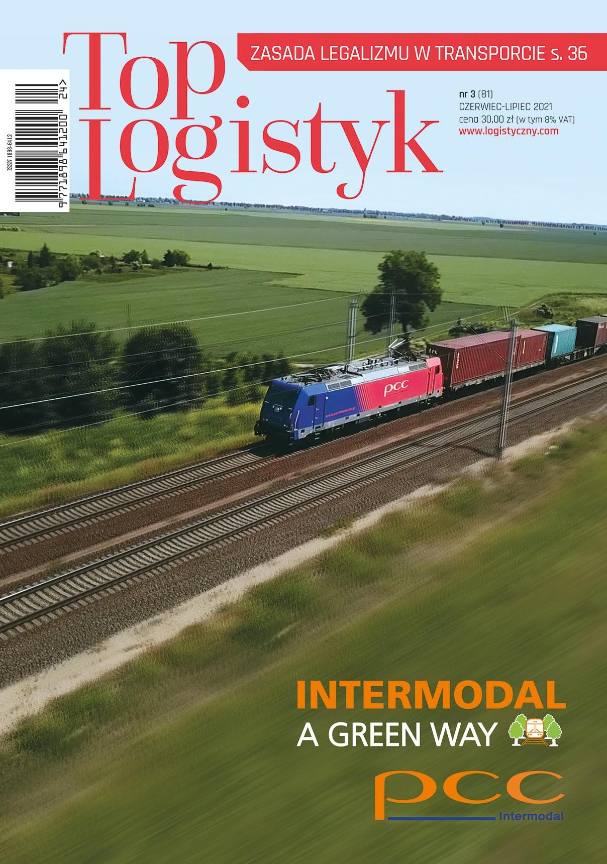 Top Logistyk 3/2021-e-wydanie