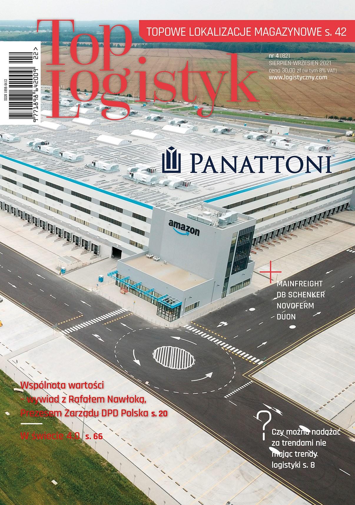 Top Logistyk 4/2021