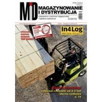 Magazynowanie i Dystrybucja 4/2010 E-WYDANIE (WERSJA ELEKTRONICZNA)